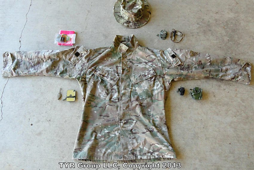 What Does a Military Combat Tracker's EDC Gear Consist Of?