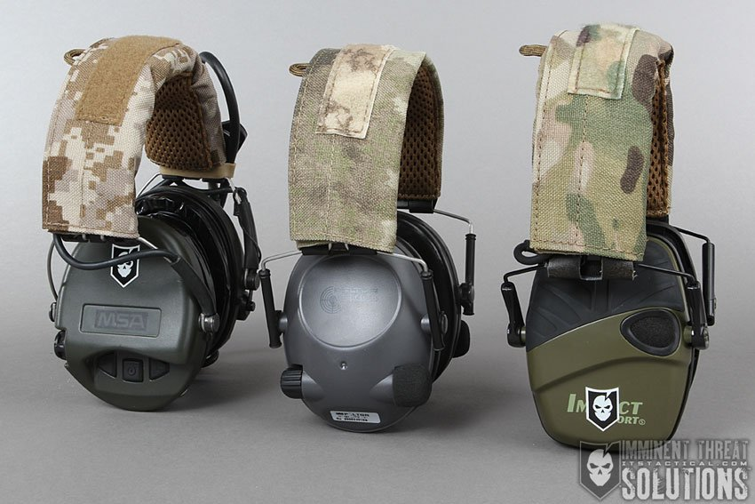 OC Tactical Hearing Protection Covers
