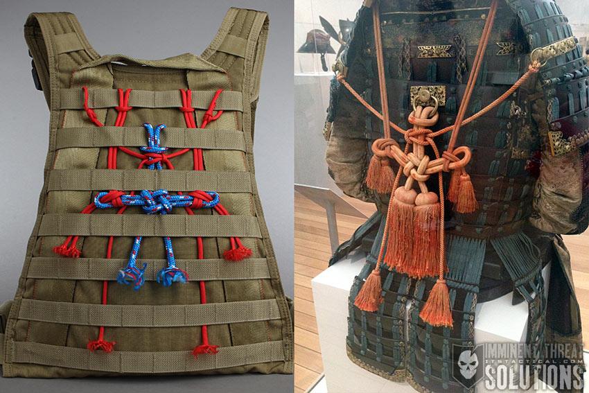 KOTW Samurai Dragonfly Knot