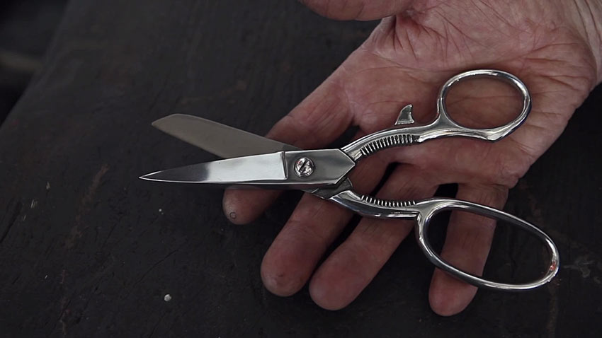 Ernest Wright & Sons of Sheffield Handmade Scissors