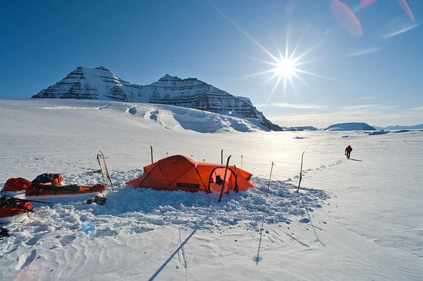 Alastair Humphreys Expedition