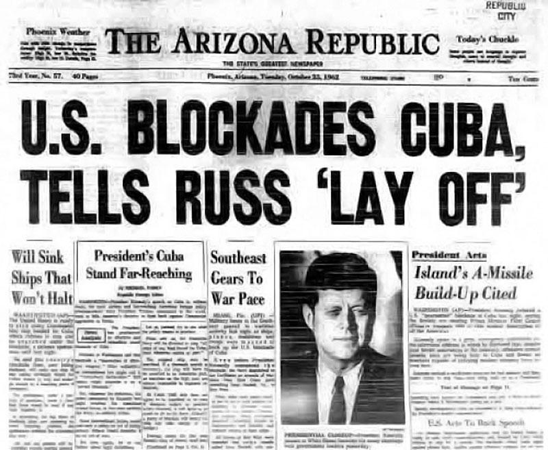 U.S. Blockade