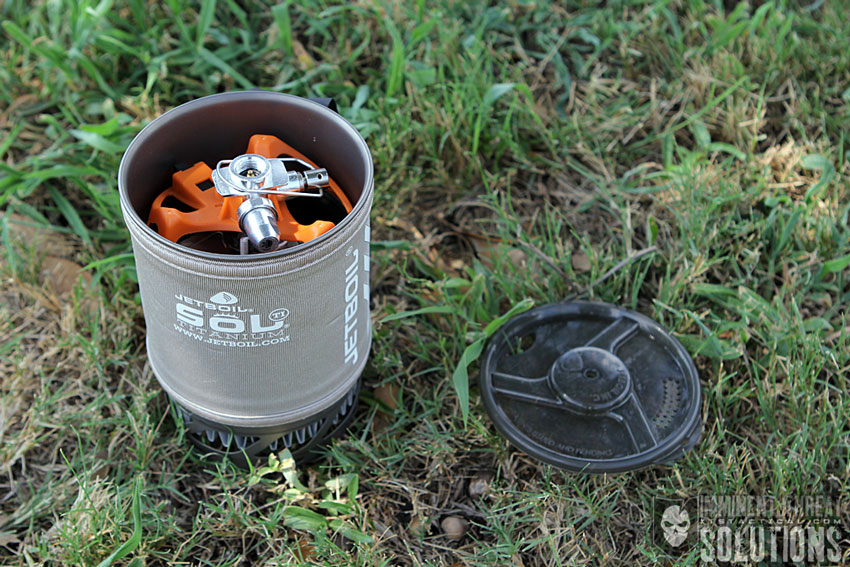 Jetboil Cooking System