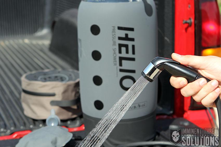 NEMO Equipment Helio Shower