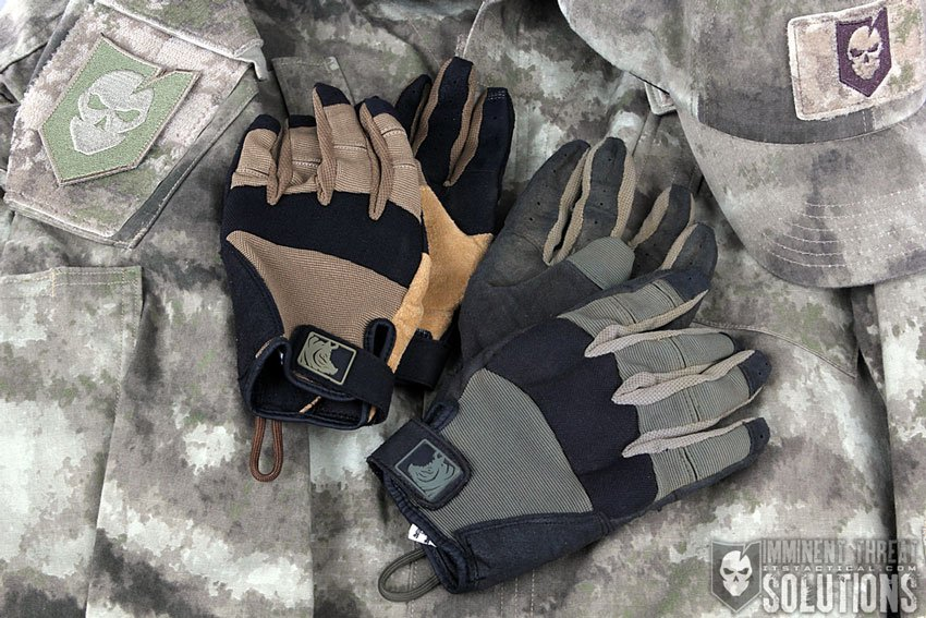 release info on lace up in temperament shoes SKD PIG Full Dexterity Tactical Glove Review - ITS Tactical
