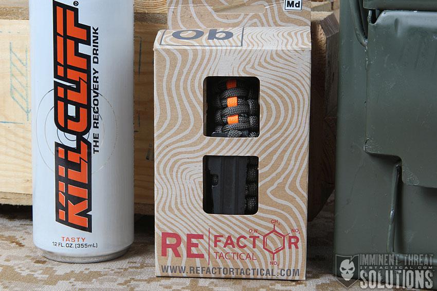 RE Factor Operator Band Kill Cliff Version