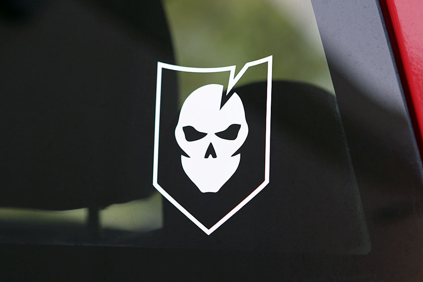 ITS Die-Cut Vinyl Stickers