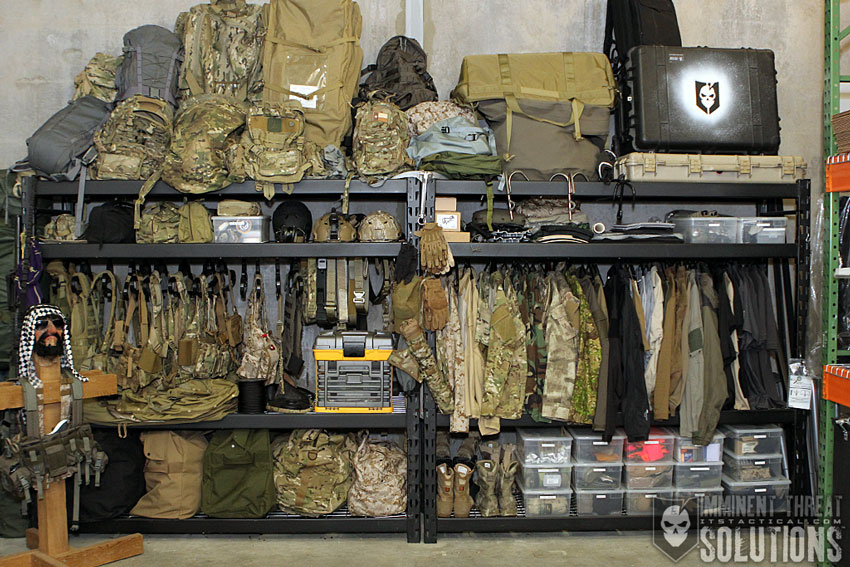 ITS Tactical Gear Closet