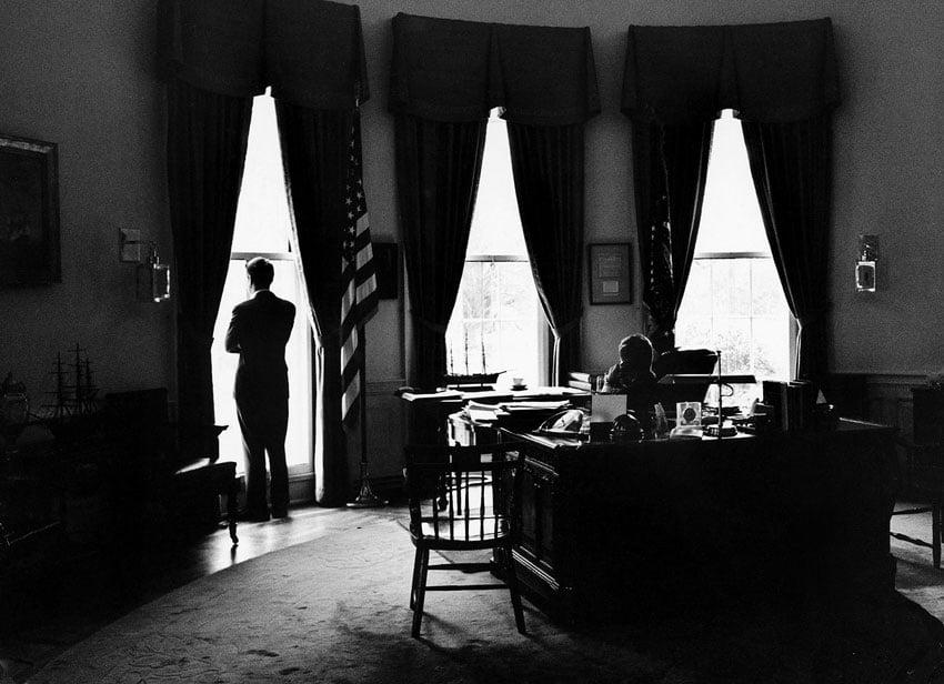 JFK White House