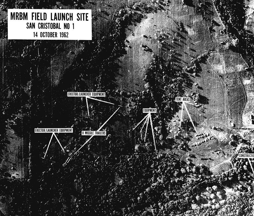 MRBM Field Launch Site
