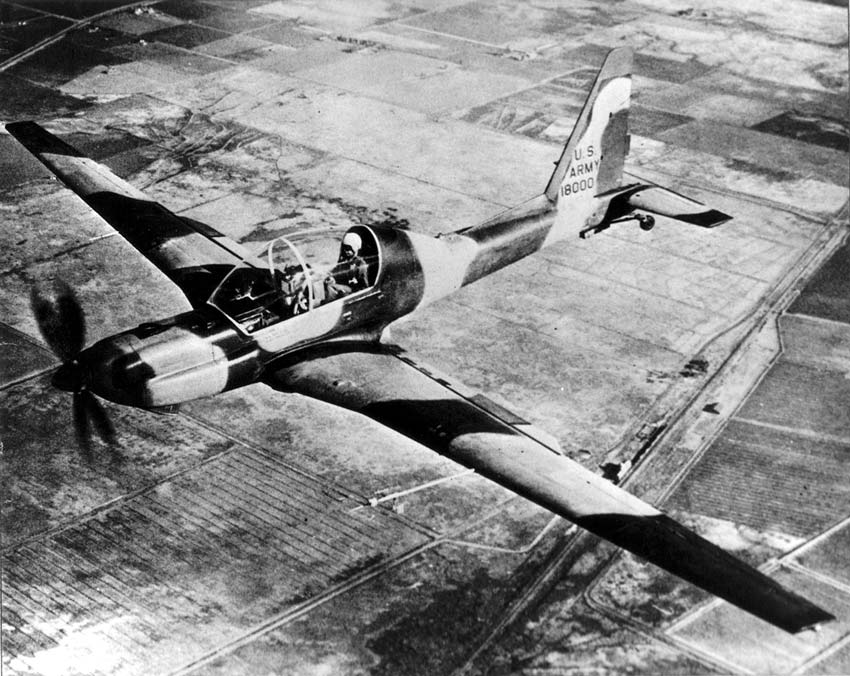 Lockheed YO-3A Quiet Star