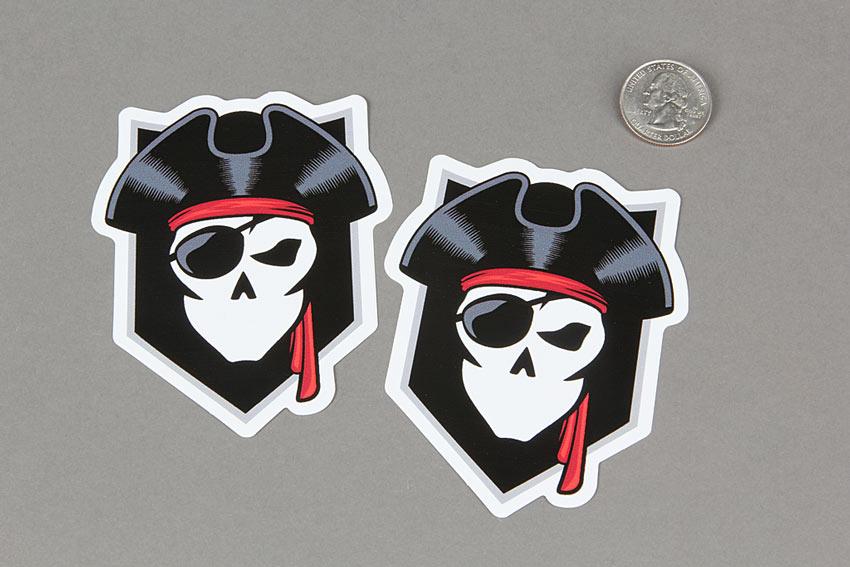 ITS Talk Like a Pirate Stickers
