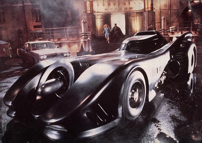 Original Adventuremobiles Batmobile