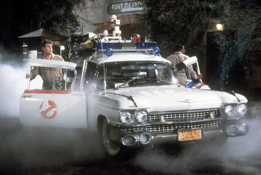 Original Adventuremobiles Ecto-1