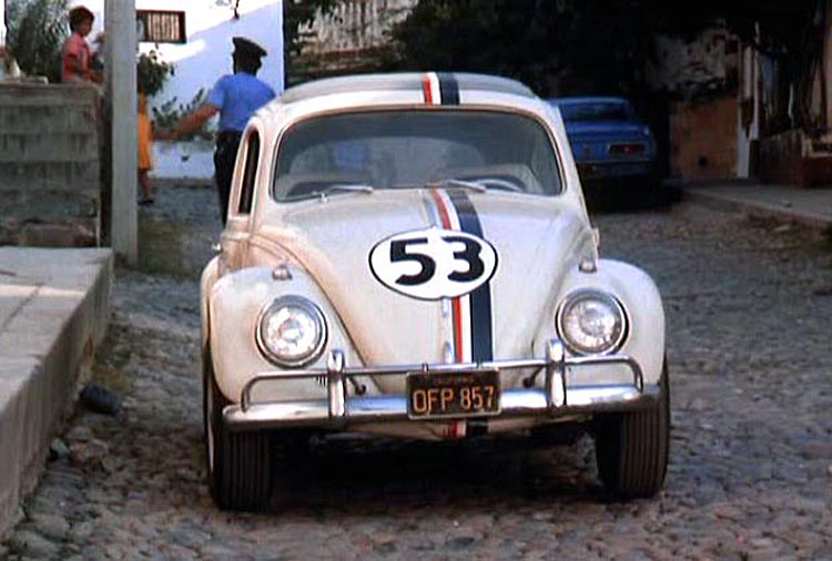 Original Adventuremobiles Herbie