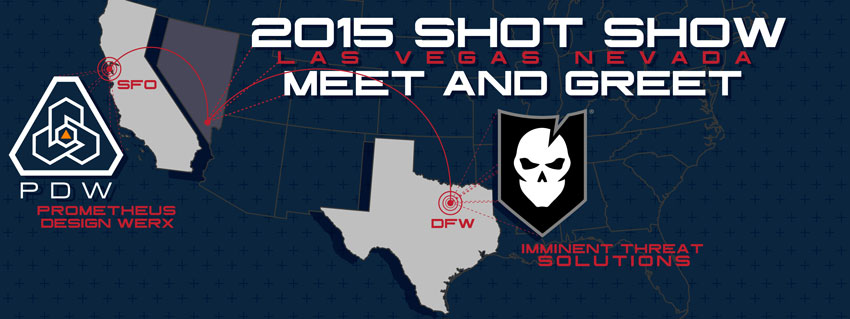 2015 ITS and PDW SHOT Show Meet and Greet