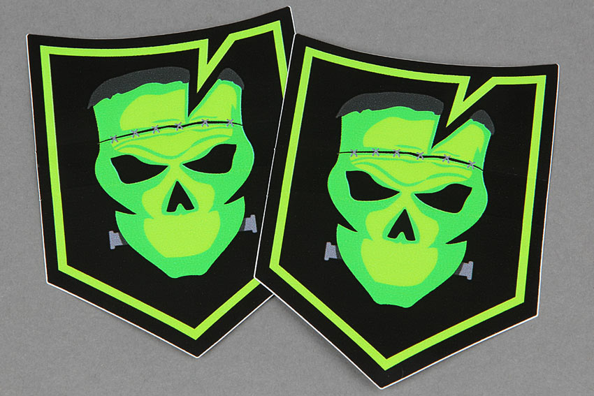 ITS Frankenstein Sticker (2-Pack)