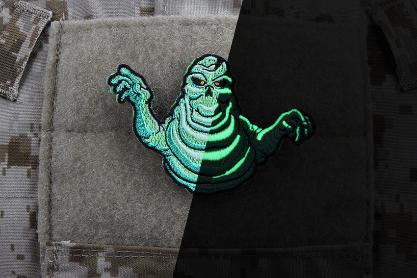 ITS Ghost Morale Patch Collection