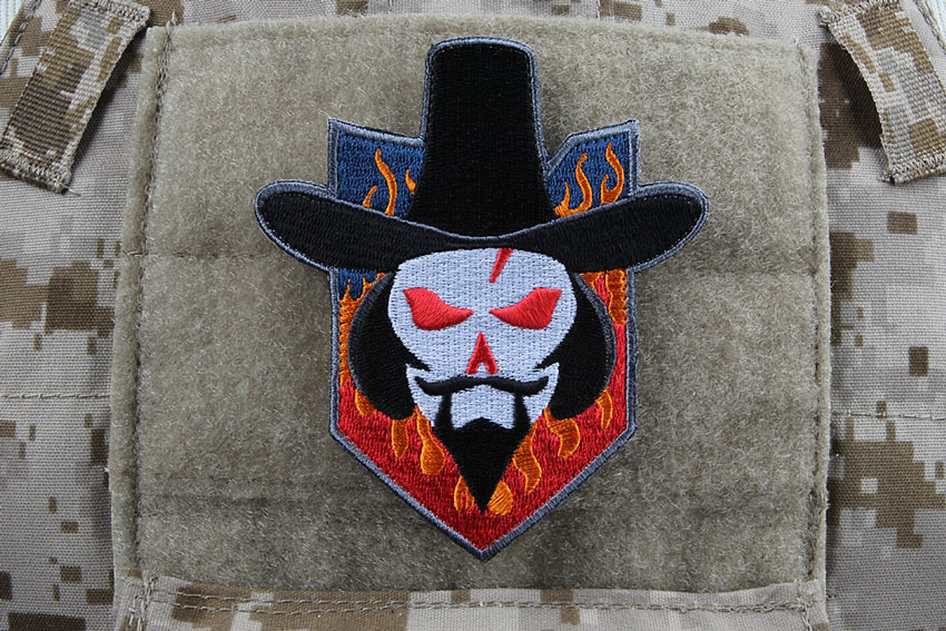 ITS Guy Fawkes Morale Patch