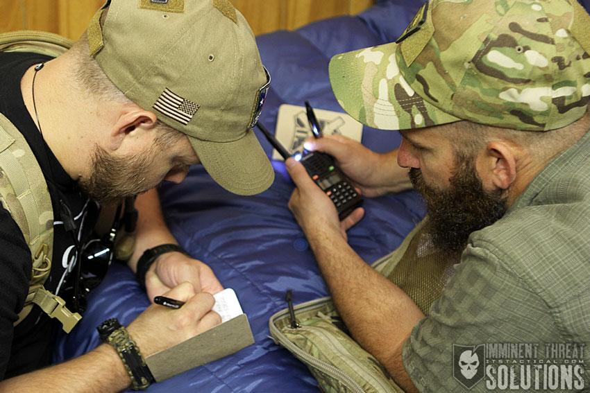 ITS Tactical Handheld Radio