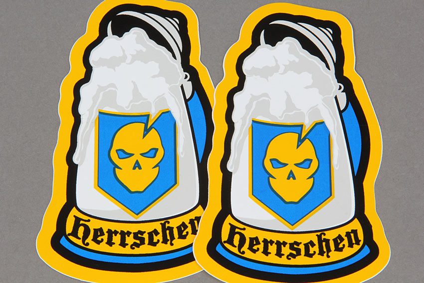 ITS Oktoberfest Sticker (2-Pack)