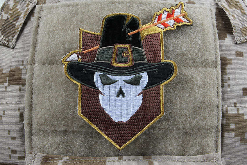 ITS Pilgrim Morale Patch