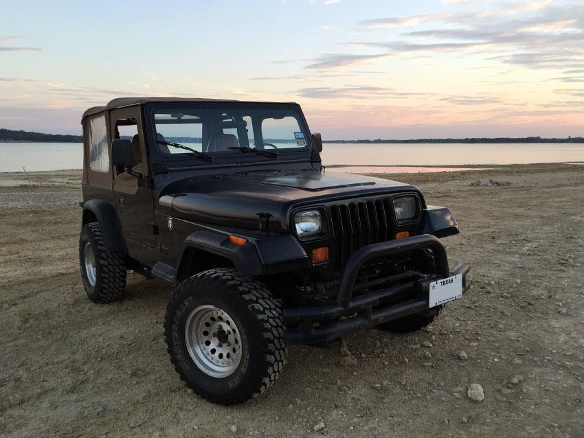 Rob's Jeep