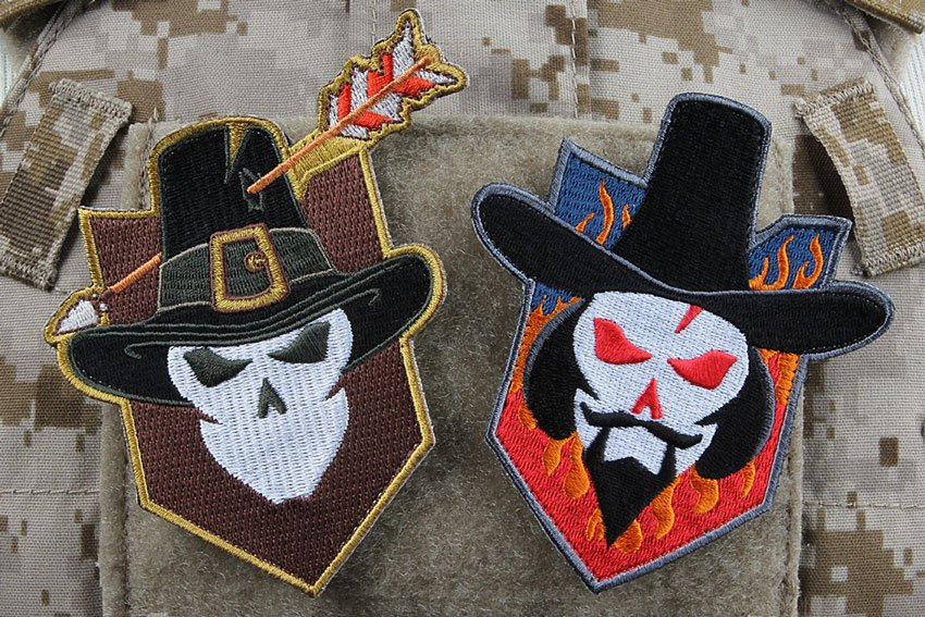 New ITS Tactical Morale Patches