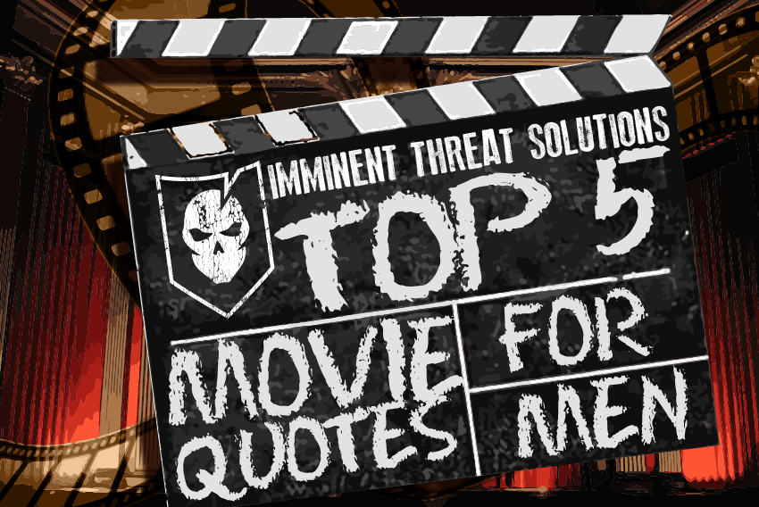 Top 5 Movie Quotes for Men
