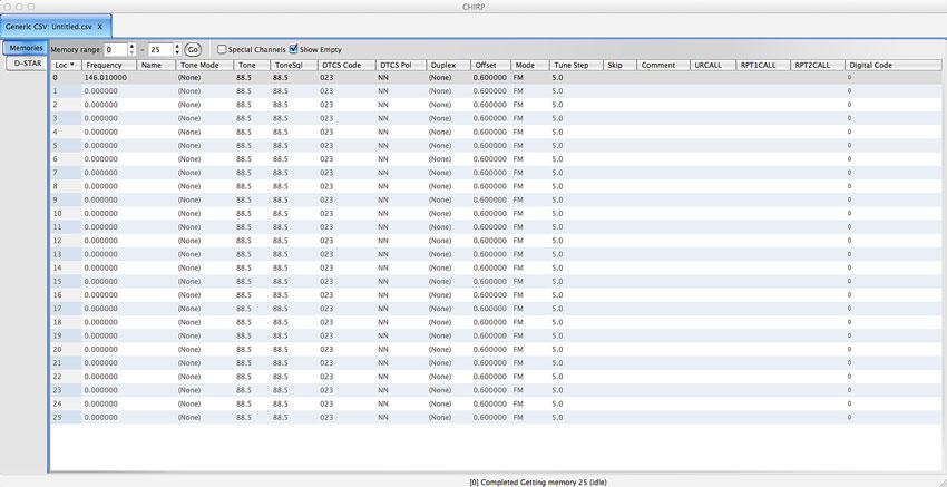 xm radio channel list pdf