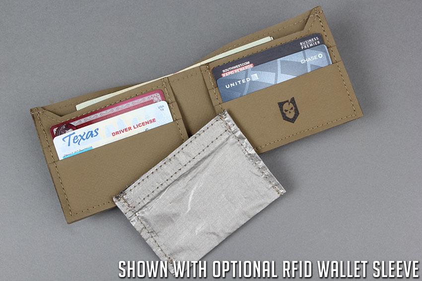 ITS Hypalon Concealment Wallet