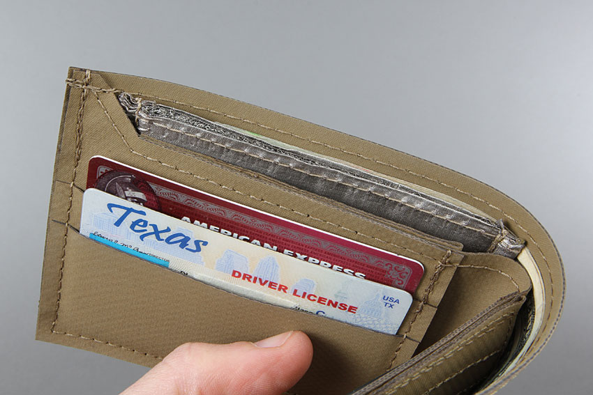 RFID Wallet Sleeve
