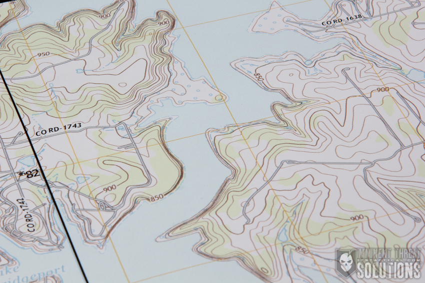 Guide To Land Navigation With Military Grid Reference System - Mgrs maps for sale