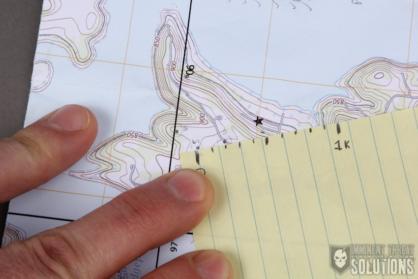 Guide to Land Navigation with Military Grid Reference System