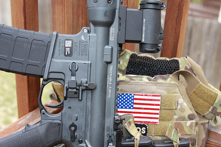 Glory of a Rifle