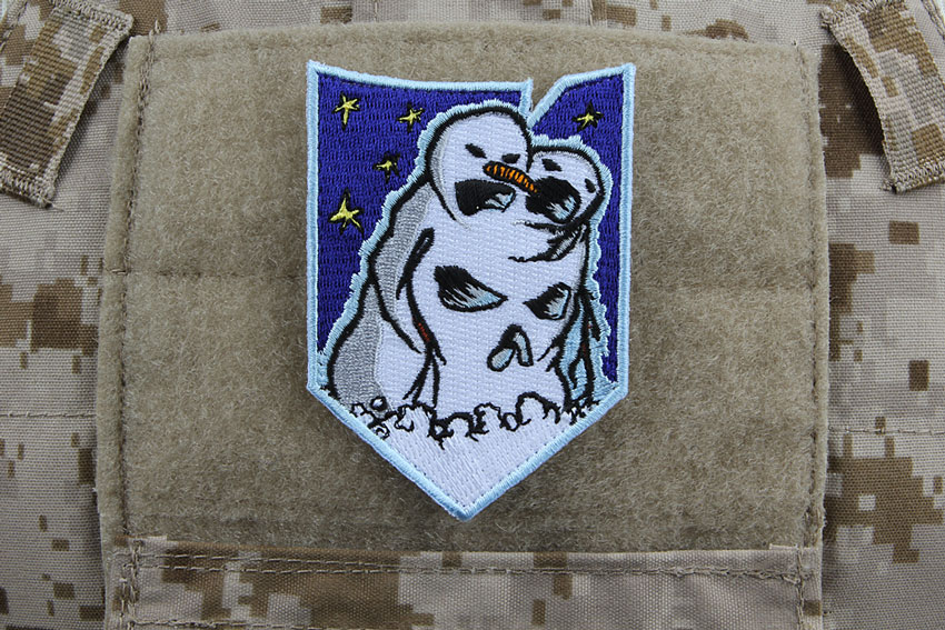 ITS Snow Goon Morale Patch