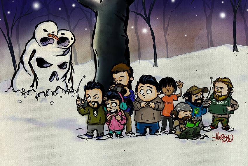 ITS Snow Goons