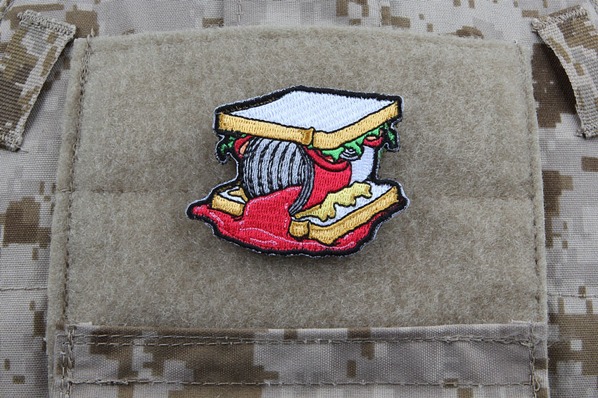 ITS Soup Sandwich Morale Patch