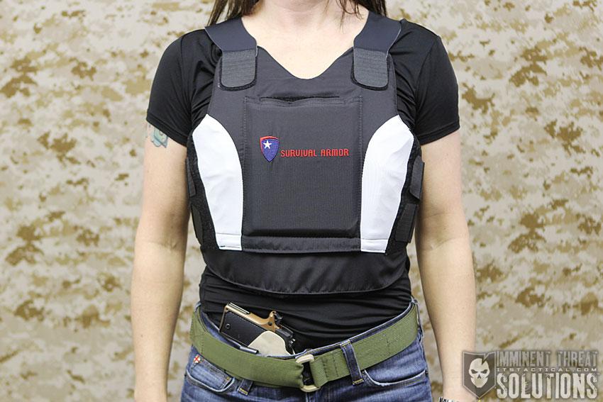 Survival Armor Falcon6 Body Armor