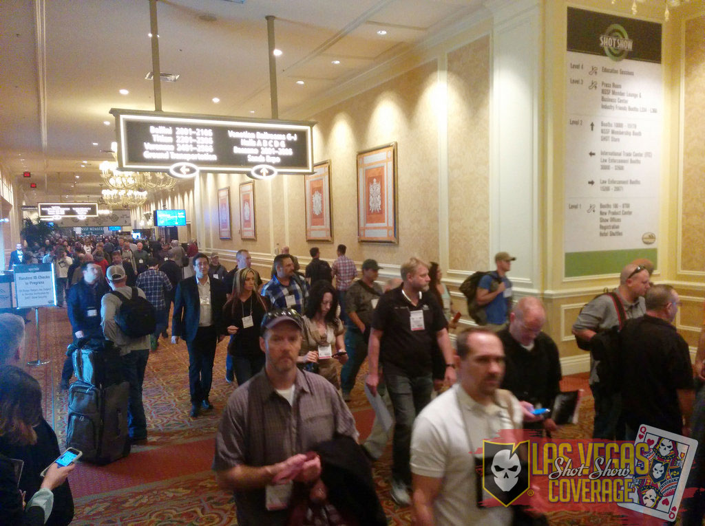 SHOT Show 2015 - Day 1 Live Coverage