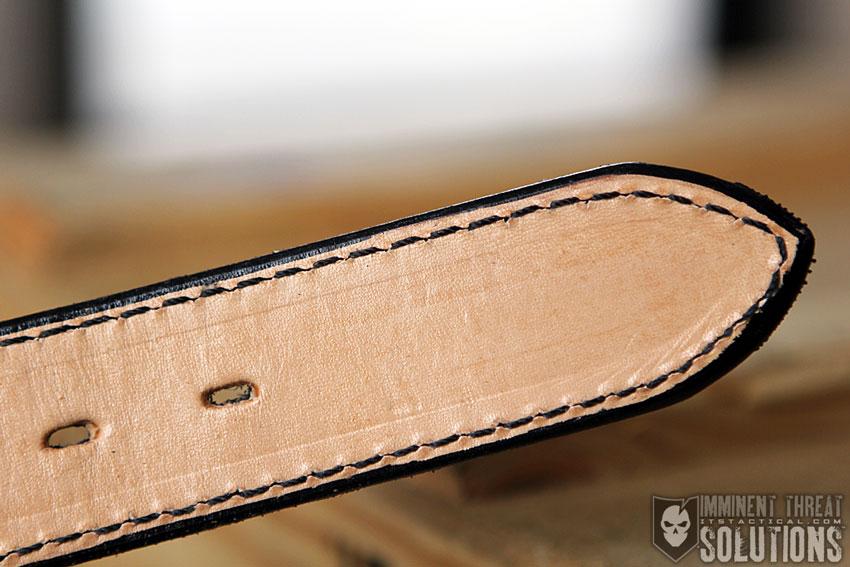 Mean Gene Leather Belts