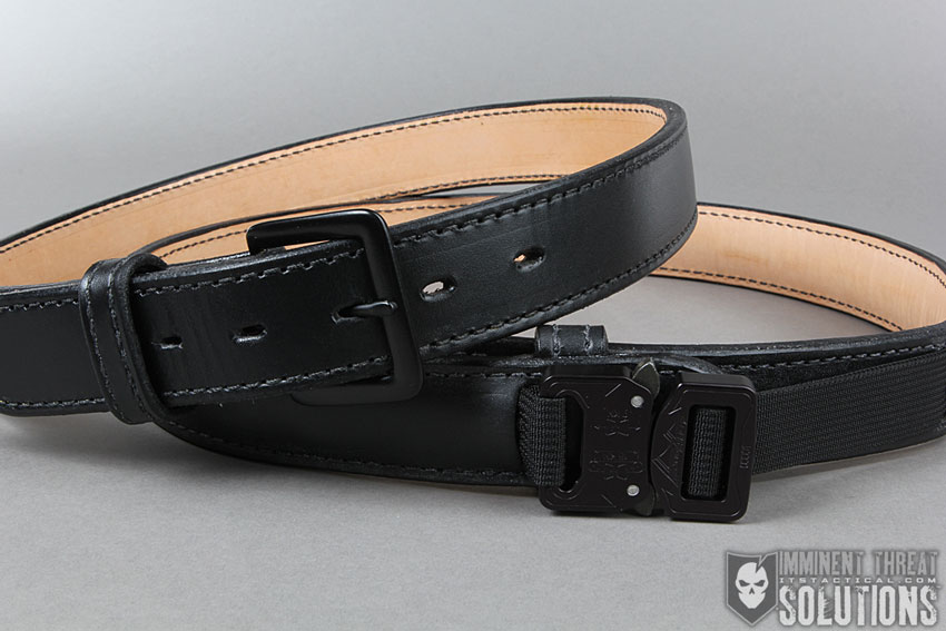 Mean Gene Leather Belts