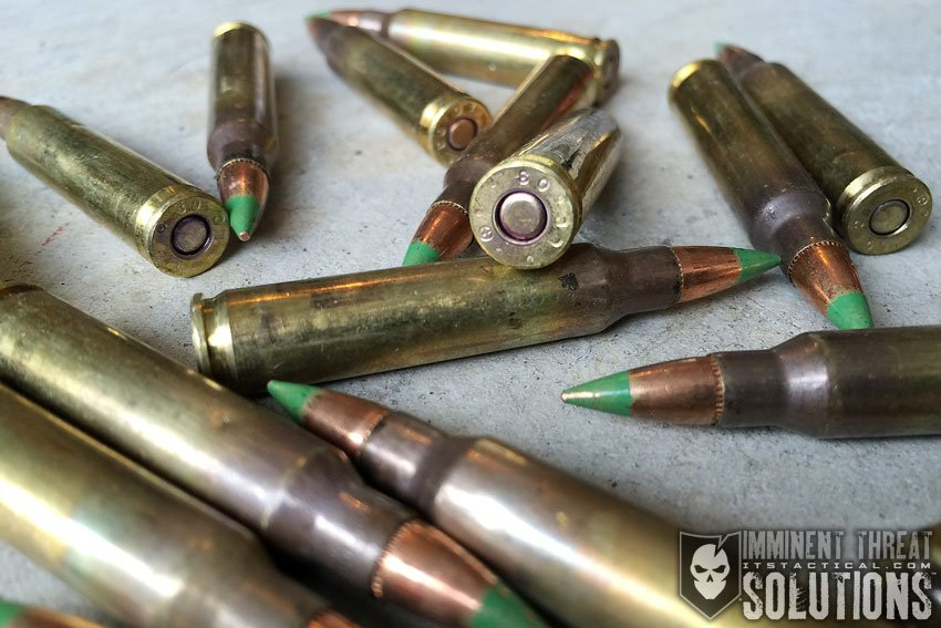 Why Green Tip M855 Ammo is Not Armor Piercing | ITS Tactical