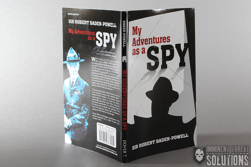 My Adventures as a Spy Book