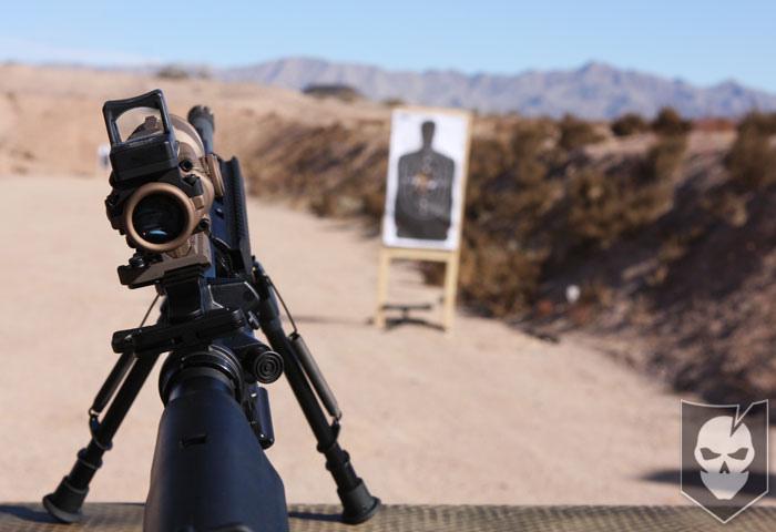 Dry Fire Carbine