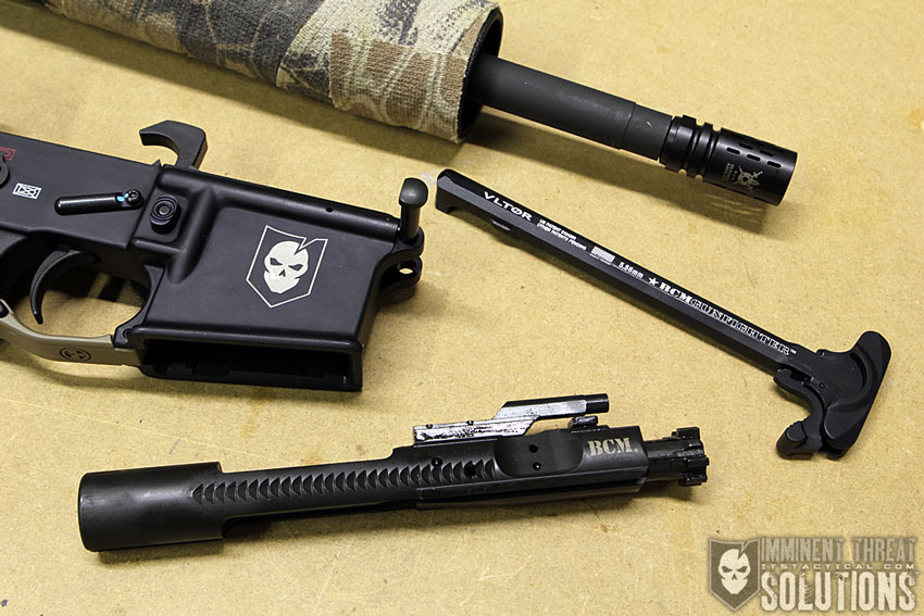 ITS HQ Project: AR-15 Rifle Build