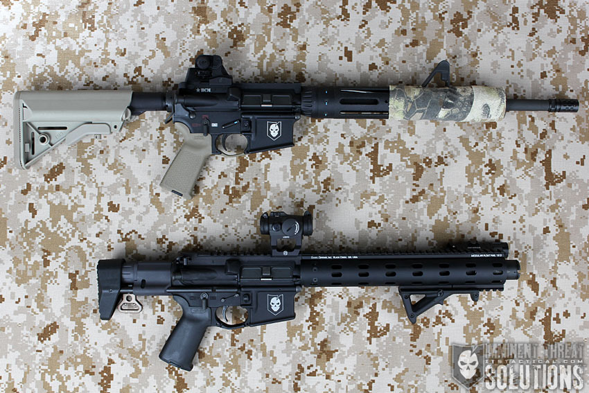 ITS HQ Project: DIY AR-15 Rifle Builds