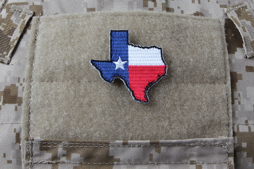 ITS Texas State Morale Patch