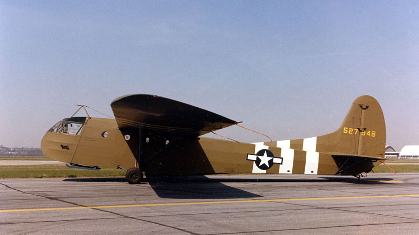 US Army WWII Gliders