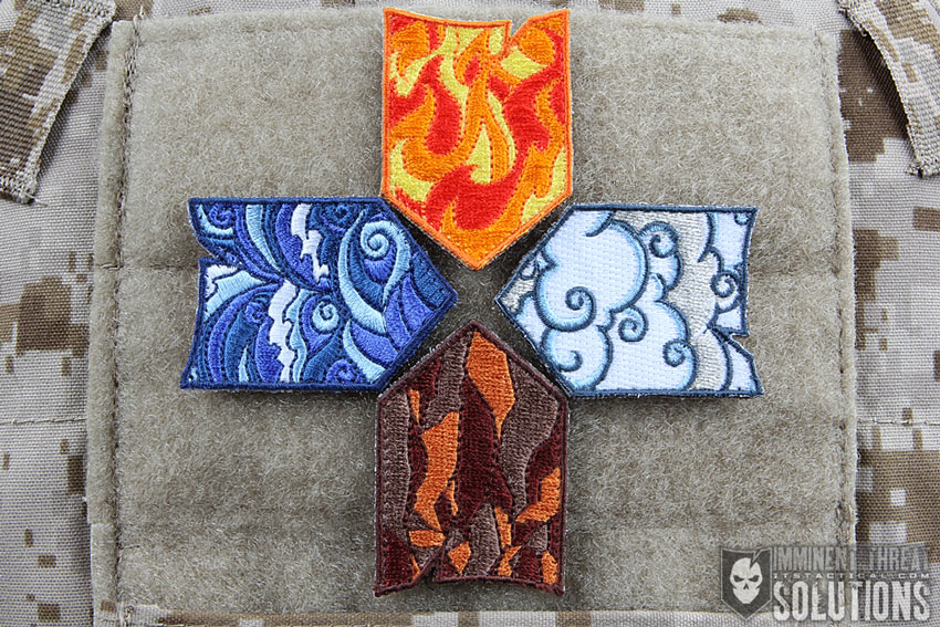 Elements Morale Patch Collection